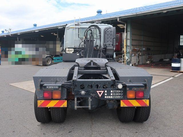 2217 いすゞ トラクタ 2デフ ダンプポンプ付