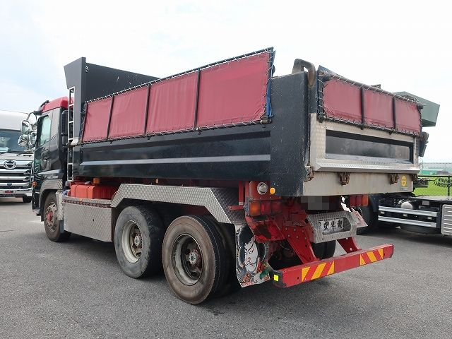 2212 UDトラックス ダンプ 10トン