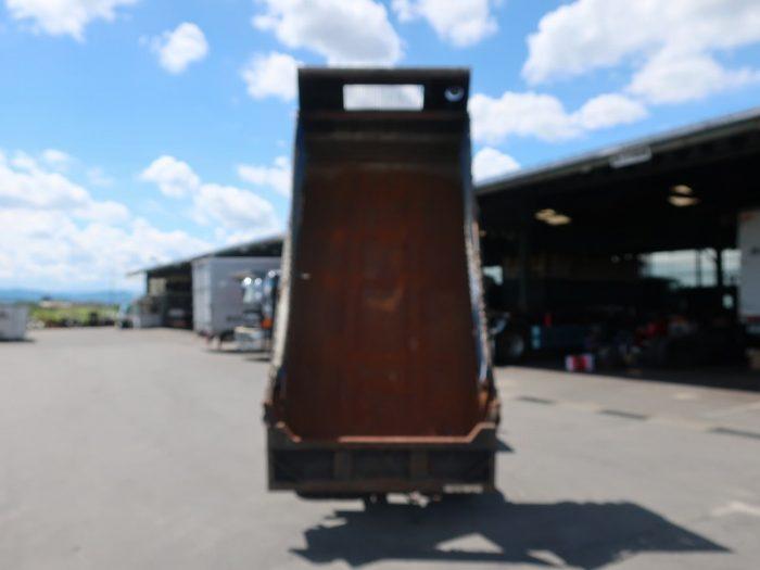 2226 三菱 高床ダンプ 3トン4ナンバー