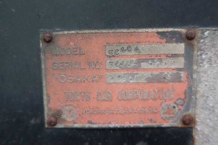 2233 東急 海コンシャシ 40フィート 2軸