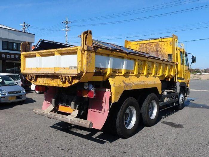 2247   UD ダンプ 10トン
