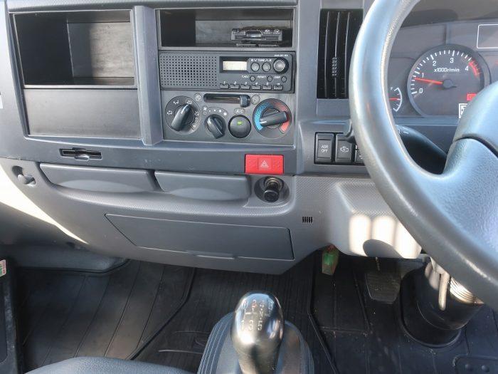2251 いすゞ ダンプ 全低床 3t4ナンバー