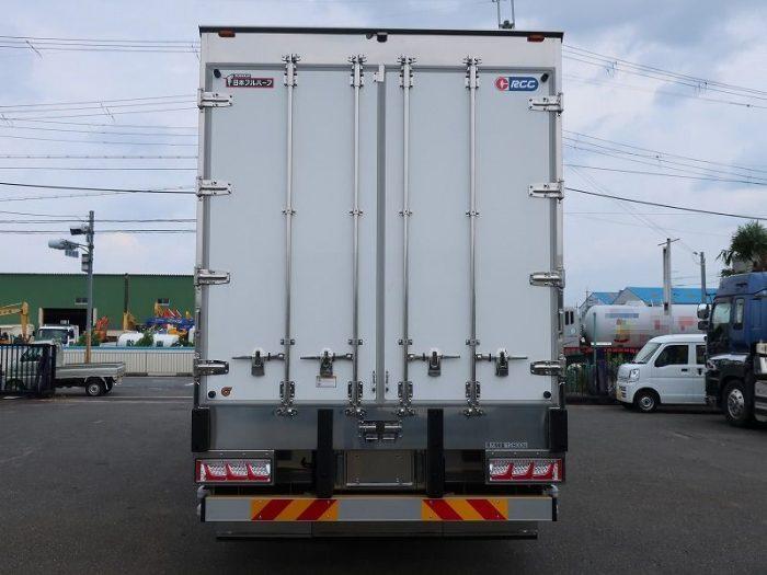 2258 日野 冷蔵冷凍車 2エバ 低温 未使用車