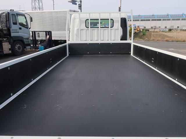 2281 三菱 木平 全低床 未使用車