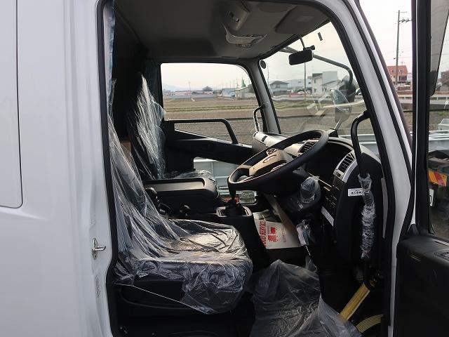 2290 三菱 アルミ平 ワイド エアサス 未使用車