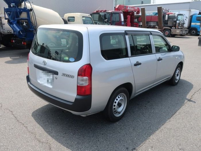 2308 トヨタ ライトバン サクシード