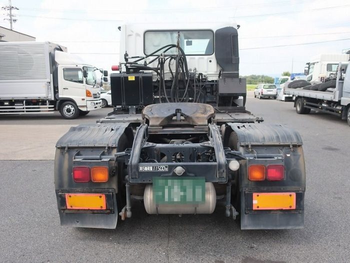 2311 三菱 トラクタ リヤエアサス 油圧ポンプ付