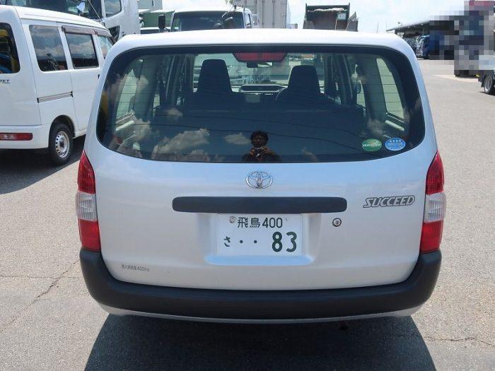 2316 トヨタ ライトバン サクシード