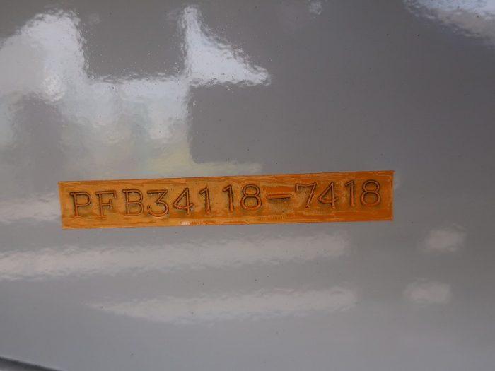 2337 トレクス ウイングトレーラ 3軸 リフトアクスル