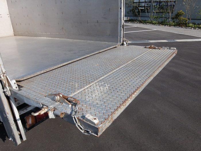 2392 いすゞ 土砂禁ダンプ 垂直ゲート付