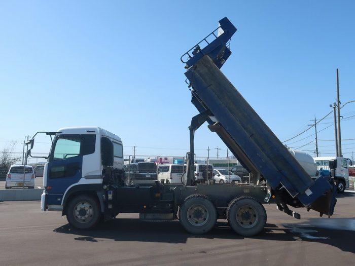 2387 UDトラックス ダンプ リターダ付