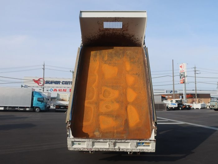 2388    三菱 ダンプ ベッド付