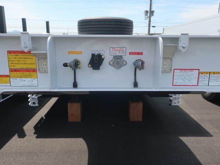 2391 トレクス 16輪重機トレーラ 幅2990 未使用車