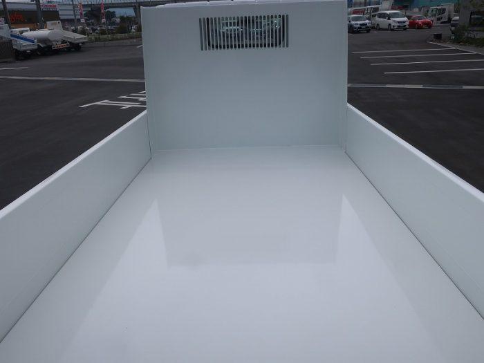 2416 三菱 ダンプ 低床 2.95t 未使用車