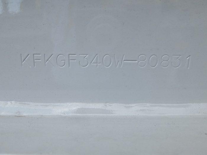 2426 フルハーフ 海コンシャーシ 3軸 未登録