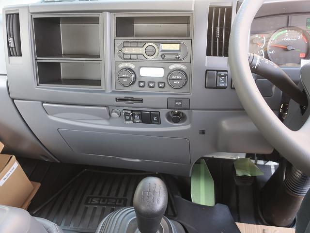 2315  いすゞ ダンプ ベッドレス 未使用車
